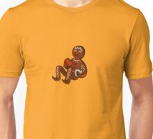 Gingerbread Christmas Unisex T-Shirt