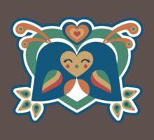 Love Birds Baby Tee