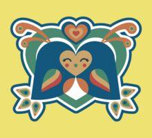 Love Birds Kids Tee