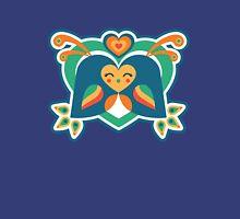 Love Birds Womens Fitted T-Shirt