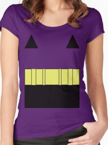 Layers - Dark Knight Women's Fitted Scoop T-Shirt