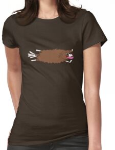 Winona Pancake! Womens Fitted T-Shirt