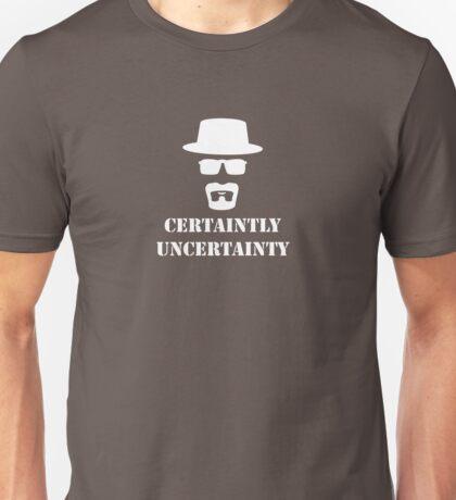 Heisenberg & Certainty  VRS2 T-Shirt