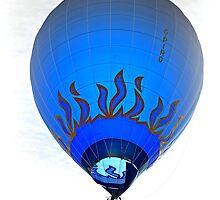 Electric Blue by Beverley Barrett
