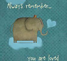 Always Remember by Judi Bagnato