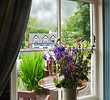 Rainy Day in Invermoriston by triciamary