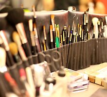 Brushes by S. Reilly