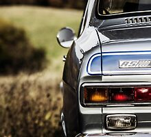 Ford Escort Mk1 RS2000 by Micha Dijkhuizen