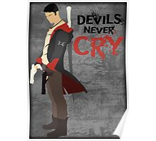 Devils Never Cry Poster