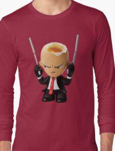 Hitman Eggsolution Long Sleeve T-Shirt