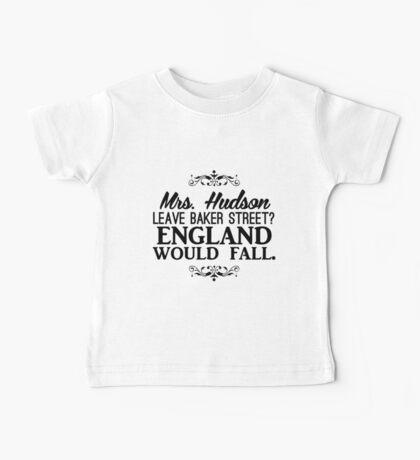 England Would Fall Baby Tee