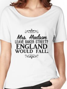 England Would Fall Women's Relaxed Fit T-Shirt
