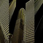Triptytch Towers by PPPhotoArt