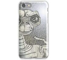 Dark E.T. iPhone Case/Skin