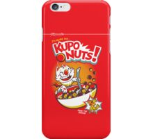 Kupo Nuts iPhone Case/Skin