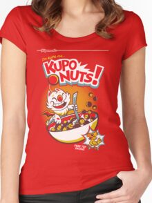 Kupo Nuts Women's Fitted Scoop T-Shirt