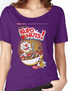 Kupo Nuts Women's Relaxed Fit T-Shirt
