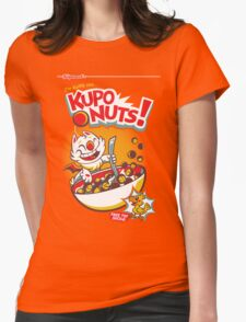 Kupo Nuts Womens Fitted T-Shirt