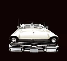 50s Ford Fairlane Convertible by Edward Fielding