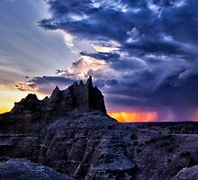 Approaching Storm by Kathy Weaver