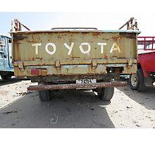 Toyota FJ Photographic Print