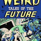 Weird Tales Of The Future #1 by Jesse Andrew