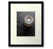 Invitation to the other side.... Framed Print