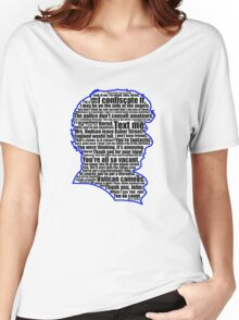 The Consulting Detective Women's Relaxed Fit T-Shirt