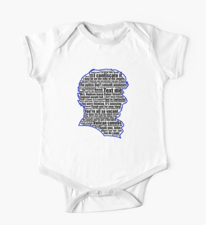The Consulting Detective One Piece - Short Sleeve