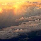 Sunset from above  by globeboater