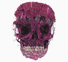 Pink Skull by lilbob1