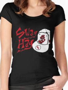 Swag Hag Women's Fitted Scoop T-Shirt