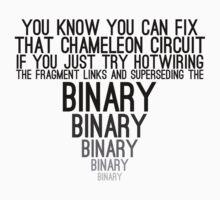 Binary Kids Tee