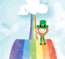 St. Patty's Day by Holly Hatam