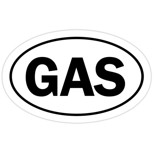 GAS - Oval Identity Sign by Ovals