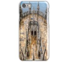 Ramparts Of The Torre de Belem iPhone Case/Skin