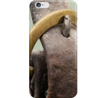 The Old Buckle iPhone Case/Skin