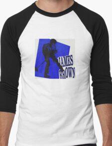 James Brown Men's Baseball ¾ T-Shirt
