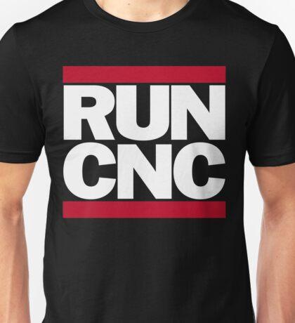 RUN CNC Unisex T-Shirt