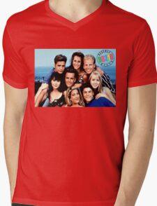 90210-cast Mens V-Neck T-Shirt