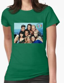 90210-cast Womens Fitted T-Shirt
