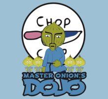 Chop Chop Master Onion's Dojo Kids Clothes
