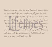 Lifelines by vivendulies