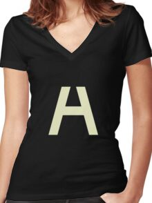 House to Astonish – Insignia Women's Fitted V-Neck T-Shirt