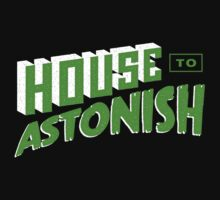 House to Astonish – Green logo by HouseToAstonish