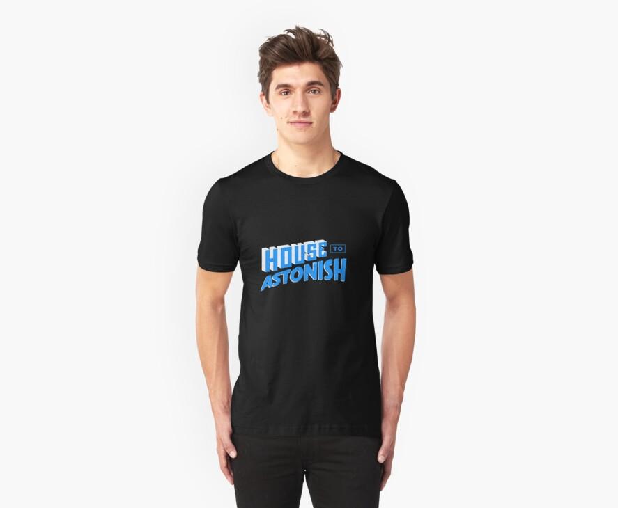 House to Astonish – Blue logo by HouseToAstonish