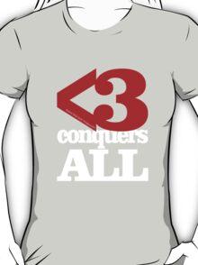 Metamodern Love - Love Conquers All T-Shirt