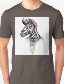 Snazzy Zebra T-Shirt
