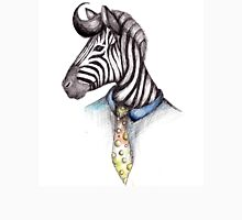 Snazzy Zebra Unisex T-Shirt