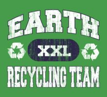 Earth Day Recycling Team by HolidayT-Shirts